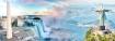 """Екскурзия до Аржентина и Бразилия """"Пътуване в ритъма на Южна Америка"""" БУЕНОС АЙРЕС - ВОДОПАДИТЕ ИГУАСУ - РИО ДЕ ЖАНЕЙРО Дати на провеждане: 21.01 - 01.02.2019 г"""